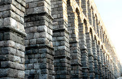 Old aqueduct Stock Photography
