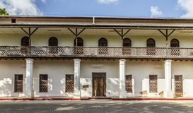 Old Arab Tea House - Bagamoyo - Tanzania Stock Photography