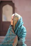 Old Arab Woman royalty free stock photography