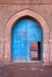 Old arabian door Stock Images