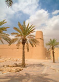 Old arabic city Stock Photography