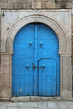 Old arabic door Royalty Free Stock Image