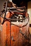 Old arc welder Stock Images