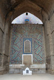 Old arch in Guri Amir Royalty Free Stock Photography
