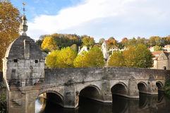 Old Arched Bridge Royalty Free Stock Image