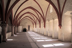 Old arches Stock Photography