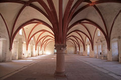 Old arches Royalty Free Stock Photography