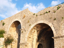 Old Arches Stock Photo
