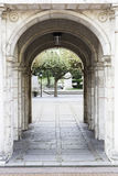 Old arches architecture Stock Photography