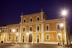 Old architecture of Brescia Royalty Free Stock Photos
