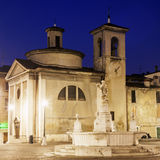 Old architecture of Brescia Royalty Free Stock Images