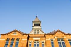 Old architecture of Kansas City Stock Photo