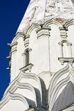 Old architecture of Kolomenskoye park. Ascension church Stock Photography