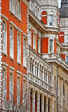 Old architecture in London Stock Image