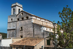 Old architecture in Mallorca Royalty Free Stock Photo