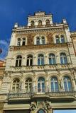 Old architecture, Pilsen, Czech Republic Stock Photography