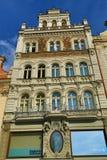 Old architecture, Pilsen, Czech Republic Stock Photo