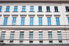 Old architecture of Vienna. Royalty Free Stock Image