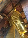 Old architecture of Wat Pho Thailand Stock Images