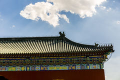 Old  architurecture,beijing china Royalty Free Stock Image