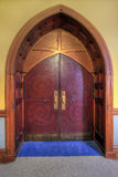 Old Archway Door Royalty Free Stock Images