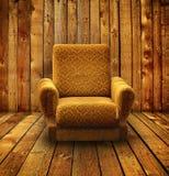 Old armchair Stock Photos