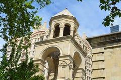 Old Armenian church in Baku Royalty Free Stock Image