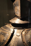 Old armor Royalty Free Stock Photo