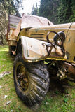 Old Army Truck Royalty Free Stock Images