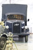 Old army truck OPEL BLITZ Stock Image