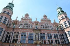 The Old Arsenal, Gdansk, Poland  Tom Wurl Royalty Free Stock Images