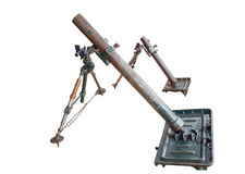 Old artillery. Stock Image