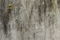 The old asbestos wall  background Stock Images