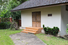 Old asian traditional house Royalty Free Stock Photography