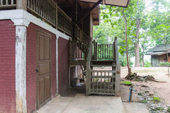 Old asian traditional house Stock Photography