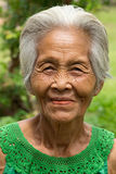 Old asian women Stock Photo