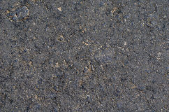The old asphalt close up background Royalty Free Stock Photography