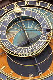 Old astronomical clock Royalty Free Stock Photography
