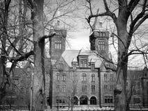 Old asylum royalty free stock photo