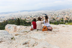 Old Athens Royalty Free Stock Image
