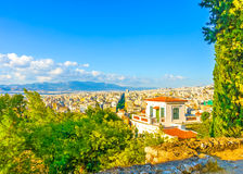 The old Athens Stock Photos
