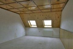 Old attic Royalty Free Stock Photos