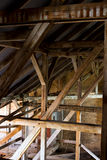 Old attic Royalty Free Stock Image