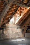 Old attic Stock Photos