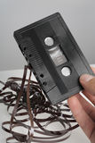 Old audio Stock Photo