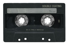 Old audio cassette Stock Photos