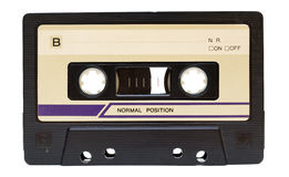 Old audio tape Royalty Free Stock Photos