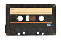 Free Old Audio Tape Cassette Stock Photos - 80101593
