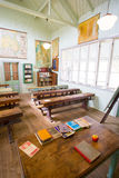 Old Australian Classroom Stock Image
