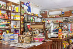 Old Australian General Store Stock Photography